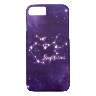 Sagittarius Zodiac Constellation Phone Case