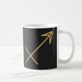 Sagittarius Zodiac Sign Basic Coffee Mug