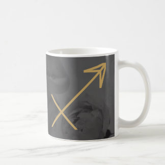 Sagittarius Zodiac Sign | Custom Background Coffee Mug