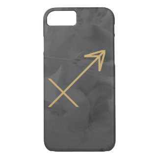 Sagittarius Zodiac Sign | Custom Background iPhone 8/7 Case