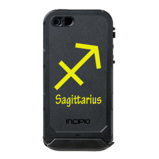 Sagittarius zodiac sign incipio ATLAS ID™ iPhone 5 case