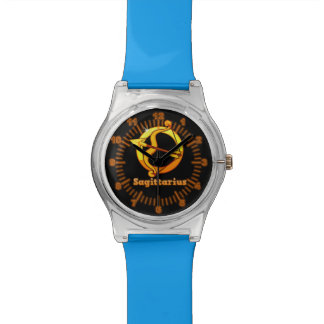 Sagittarius zodiac sign watch