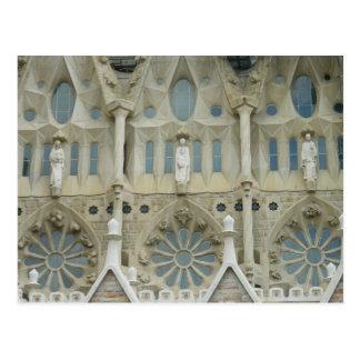 Sagrada Familia, Barcelona Postcard