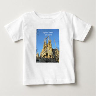 Sagrada Familia, Barcelona, Spain Baby T-Shirt
