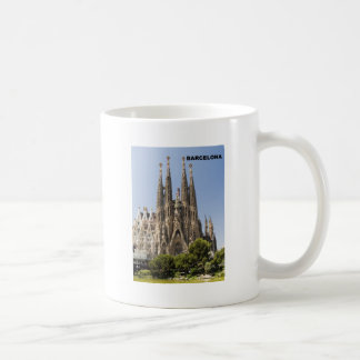 SAGRADA FAMILIA BARCELONA SPAIN (St.K) Coffee Mug