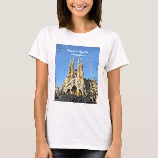 Sagrada Familia, Barcelona, Spain T-Shirt