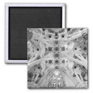 Sagrada Familia Ceiling Magnet: Barcelona Magnet