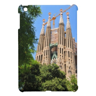 Sagrada Familia in Barcelona, Spain iPad Mini Cases