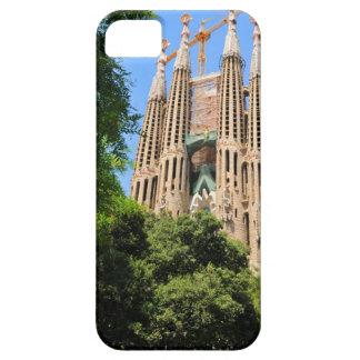 Sagrada Familia in Barcelona, Spain iPhone 5 Case