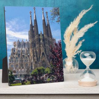 Sagrada Família Plaque