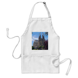 Sagrada Família Standard Apron