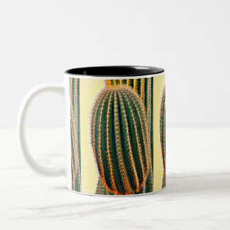 Saguaro Arm Coffee Mug/Cup Two-Tone Coffee Mug