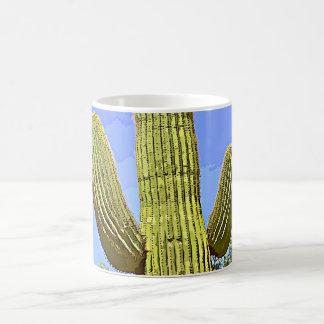 Saguaro Arm in Cartoon Classic Coffee Mug