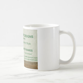 Saguaro Art Businesscard Mug