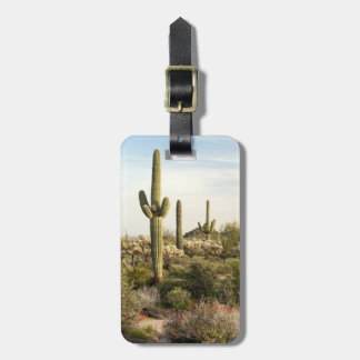 Saguaro Cactus, Arizona,USA Luggage Tag
