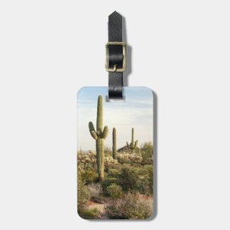 Saguaro Cactus, Arizona,USA Luggage Tag