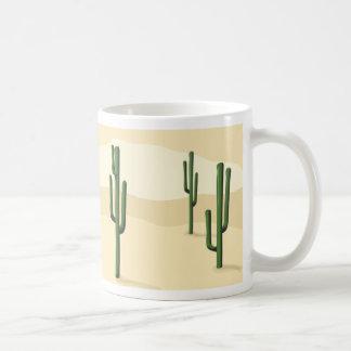 Saguaro Cactus Desert Mugs