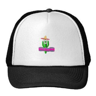 Saguaro Cactus Playing Quads Mesh Hat