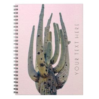 Saguaro Cutout | Spiral Notebook