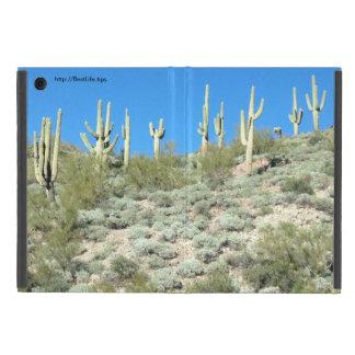 Saguaro Hillside iPad Mini case