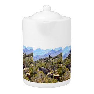 Saguaro in Mountains Chili Bowl