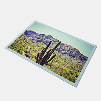 Saguaro Lake Door Mat
