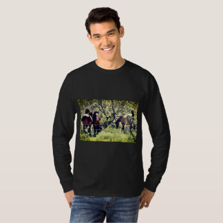 Saguaro Lake Mustangs Men's Tee Shirt