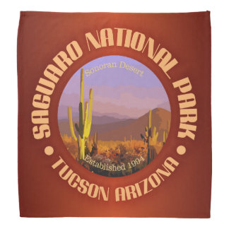 Saguaro National Park (C) Bandana