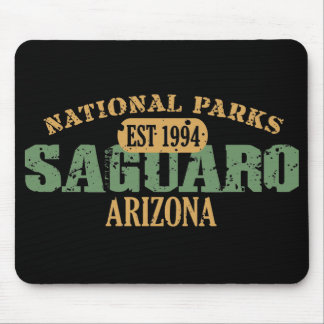 Saguaro National Park Mouse Pad