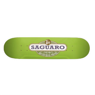 Saguaro National Park Skateboard
