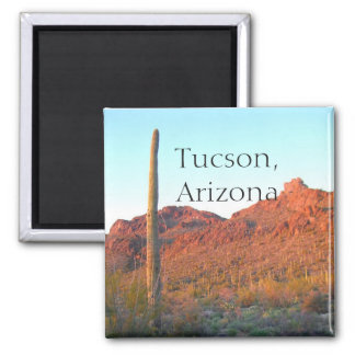 Saguaro National Park Tucson, Arizona Magnet
