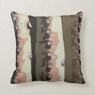 saguaro skin vol 1 throw pillow