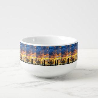 Saguaro Sky Soup Mug