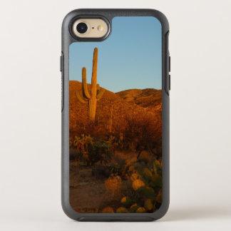 Saguaro Sunset I Arizona Desert Landscape OtterBox Symmetry iPhone 8/7 Case