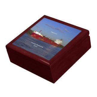 Saguenay keepsake box