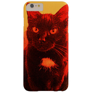 Sahara Cat Barely There iPhone 6 Plus Case