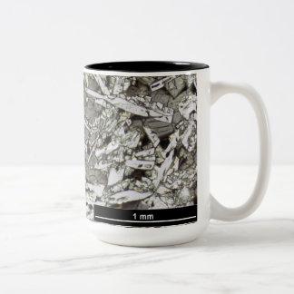 Sahara Meteorite Two-Tone Coffee Mug