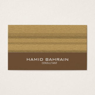 Sahara Sands design Business Card