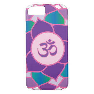 Sahasrara - The Crown Chakra 1000 Petaled Yoga iPhone 7 Case