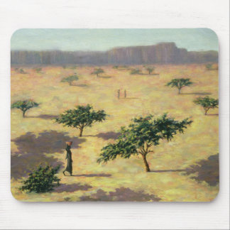 Sahelian Landscape Mali 1991 Mouse Pad