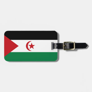 Sahrawi Arab Democratic Republic Luggage Tag
