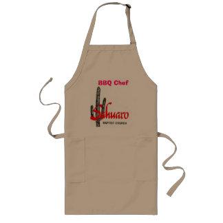 sahuaro BBQ Chef Apron