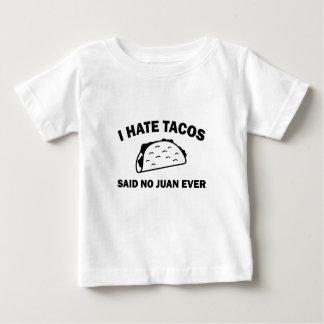 Said No Juan Ever Baby T-Shirt