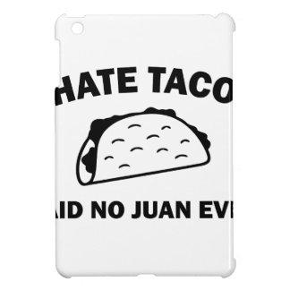 Said No Juan Ever iPad Mini Cases