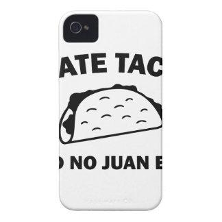 Said No Juan Ever iPhone 4 Cover