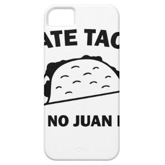 Said No Juan Ever iPhone 5 Cover