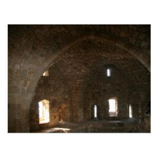 Saida Sea Castle 3 Postcard