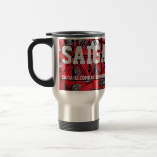 Saiga 12 - Combat Shotgun Travel Mug