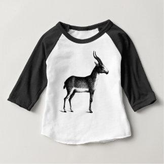 Saiga Antelope Baby T-Shirt