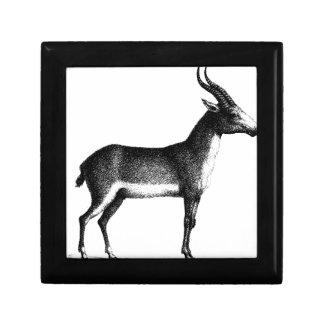 Saiga Antelope Gift Box